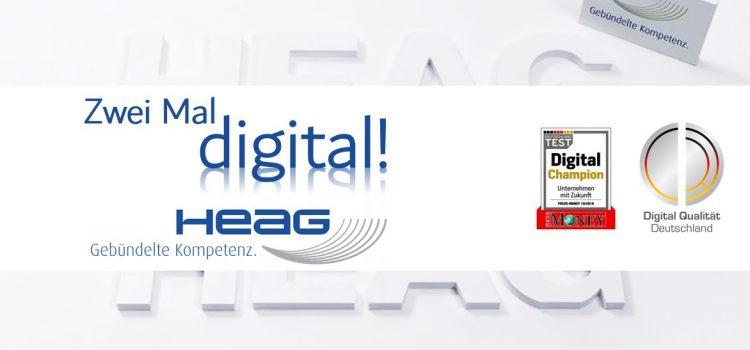 Digital-Zertifikate für die HEAG